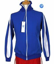 Original 80er Kleidung Sport Trainingsjacke Retro Vintage Track Top