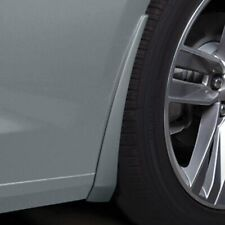 2019 Camaro Genuine GM Front Splash Guards Satin Steel Gray Metallic 84289521