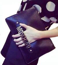 Moschino inspired borsa nuova con etichetta idea regalo matrimonio cerimonia