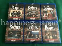 The Beatles Television Archive Volume 1 - 6 Blu-ray Music Complete Set Japan F/S