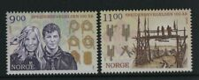 Norway Stamps 2007 Sg 1650-1651 Centenary of Scouting Unmounted Mint Mnh