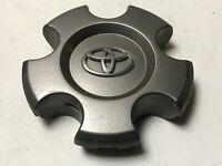 TOYOTA TUNDRA OEM Wheel Center Cap Charcoal Gray 4260B-0C050 2014-2019