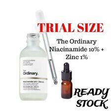 The Ordinary Niacinamide 10% + Zinc 1% Trial Size