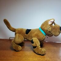2000 Cartoon Network Scooby Doo Stuffed Plush Dog Articulated Poseable