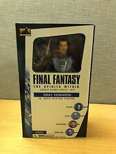 "Final Fantasy The Spirits Within: Gray Edwards 12"" Action Figure Palisades 2001"