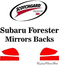3M Scotchgard Paint Protection Film Clear Pre-Cut Fits 2019 2020 Subaru Forester