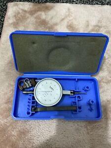 verdict 0.01mm lever dial gauge / jewelled