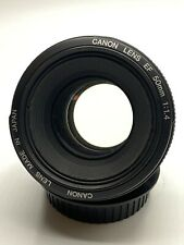 Canon EF 50 mm F/1.4 USM Objektiv in Top Zustand #9400813D-5