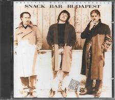 "ZUCCHERO - RARO CD FUORI CATALOGO 1988 "" SNACK BAR BUDAPEST """