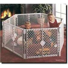 NORTH STATES SUPERYARD XT Baby/Pet Gate & Play Yard (Open Box)