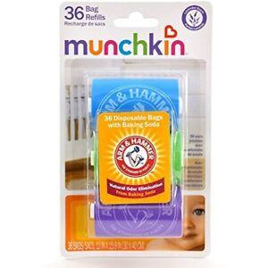 Munchkin Bag Dispenser Refill, 36 Ct (3 Pack)