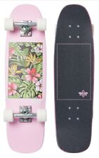 Dusters Complete Cruiser Skateboard Tropic Pink 29