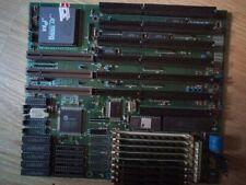 US Technologies Vintage Desktop Motherboard TK 82C491/493 4N D15B