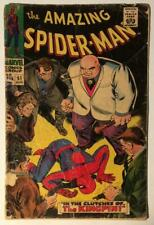 Amazing Spider-Man #51. Marvel 1967. Silver Age Classic.