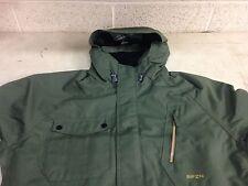 RPZN Ripzone Men's Legacy II Jacket, XL, Snowboarding, Winter, Hooded, New