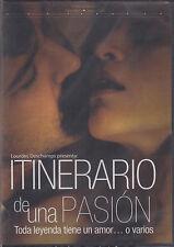 DVD - Itinerario  De Una Pasion DVD NEW Toda Leyenda Tiene Amor FAST SHIPPING !