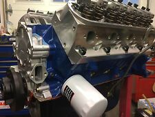 302 / 306 Ford Long block, race prepped, makes 440+hp with free Engine Cradle
