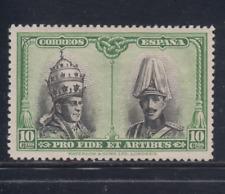 ESPAÑA (1928) NUEVO SIN FIJASELLOS MNH - EDIFIL 423 (10 cts) CATACUMBAS - LOTE 4