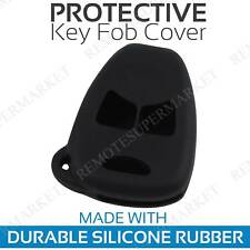 Remote Key Fob Cover Case Shell for 2005 2006 2007 Jeep Grand Cherokee Black