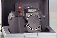 LEITZ LEICA R8 R-8 BLACK BODY AS NEW IN BOX TESTED R SYSTEM