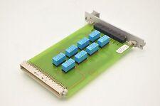 RAU Systemtechnik 6500.080485 24VDC Relay Card Plugin