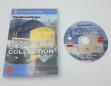 Locomotives & Activities Collection - Microsoft Train Simulator - PC CD-ROM