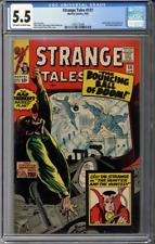 Strange Tales #131 CGC 5.5