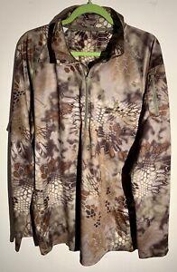 Vertx Kryptek Highlander 1/4 Zip Pullover M's XL