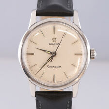 Vintage Omega Manual Gents Watch Stainless Steel