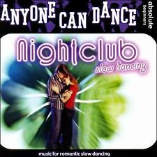 Anyone Can Dance: Nightclub Slow Dancing 2006
