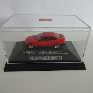 Model Car 1:87 Herpa BMW Exhibition Model