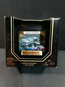 GEOFF BODINE #7 Racing Champions 1994 PREMIER EDITION 1/64 EXIDE BATTERIES