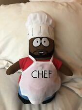 South Park Chef Plush Toy 13� Rare
