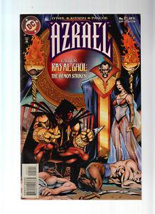 Azrael US Comics No. 1 - 10 + Annual 1 + 2 = 12 Hefte DC 1995 (0-1/1) - ( 1 )