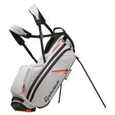 TaylorMade  FlexTech Crossover Stand Bag Blood Orange  - New 2020