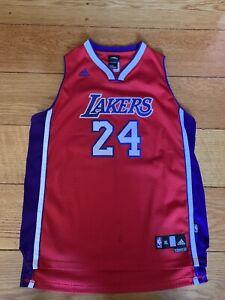 Rare Adidas NBA Los Angeles Lakers Kobe Bryant 81 Point Raptors Colorway Jersey