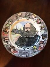 Royal Doulton Shakespeare Display plate D6303