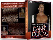 Danny Doring Shoot Interview Wrestling DVD,  ECW