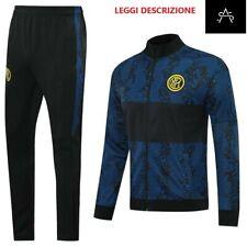 Tuta Giacca Calcio Inter 2020 2021 Pantaloni Allenamento Leggi descrizione