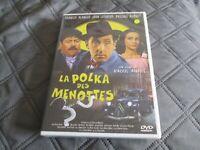 """DVD NEUF """"LA POLKA DES MENOTTES"""" Jean LEFEBVRE, Francis BLANCHE, Pascale AUDRET"""