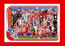 ATLETICO MADRID 2012-2013 Panini - Figurina-Sticker n. 178 - DIAS DE GLORIA