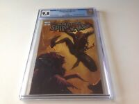 AMAZING SPIDER-MAN 573 CGC 9.8 WHITE PGS ZOMBIE VARIANT EDITION MARVEL COMICS