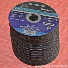 50 X  METAL CUTTING / SLITTING DISCS 115MM  4.5 INCH