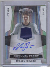 10-11 Certified Magnus Paajarvi Auto Jersey Patch Rookie Card RC #193 116/499