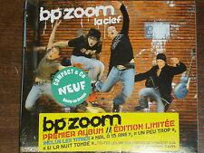 BP ZOOM La clef  DIGIPACK CD NEUF