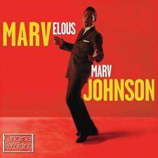 Marv Johnson - Marvelous Marv Johnson CD