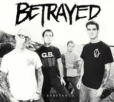 BETRAYED Substance CD