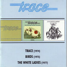 TRACE - TRACE + BIRDS + THE WHITE LADIES 2CD 3 albums