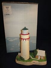 HARBOUR LIGHTS #120 Grosse Point Illinois Lighthouse 1991 LIMITED ED ~ NEW BOX
