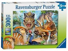 Ravensburger 13246 High Quality Delighted Dinos XXL 300pcs Jigsaw Puzzle - Multi
